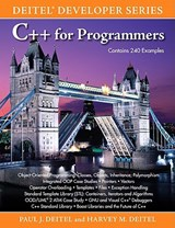 C++ for Programmers | Deitel, Paul J.; Deitel, Harvey M. |