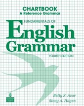 Fundamentals of English Grammar Chartbook