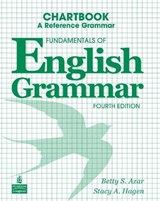 Fundamentals of English Grammar Chartbook | Azar, Betty S. ; Hagen, Stacy A. |