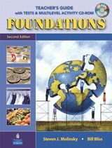 Foundations [With CDROM and Paperback Book] | Steven J. Molinsky |