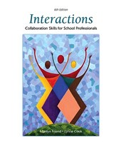 Interactions | Marilyn Friend |