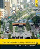 Basic Methods of Policy Analysis and Planning