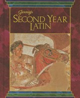 Jenney's Second Year Latin Grades 8-12 Text 1990c | Jenney, Charles, Jr. |