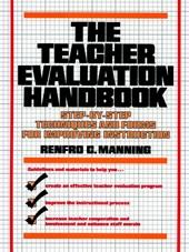 The Teacher Evaluation Handbook