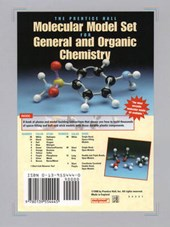 Prentice Hall Molecular Model Set for General and Organic Ch