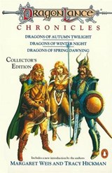 Dragonlance Chronicles | Margaret Weis ; Tracy Hickman ; Denis Beauvais ; Jeffrey Butler |