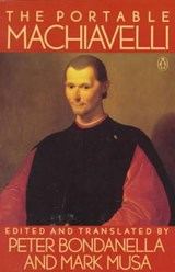 The Portable Machiavelli | Niccolo Machiavelli |