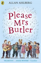 Please Mrs Butler
