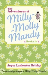 Adventures of Milly-Molly-Mandy | Joyce Lankester Brisley |