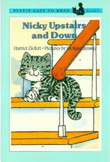 Nicky Upstairs and Down | Harriet Ziefert |