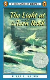 The Light at Tern Rock | Julia L. Sauer |