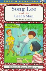 Song Lee and the Leech Man | Suzy Kline |