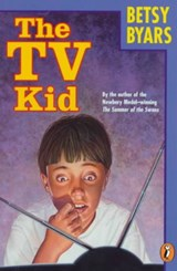 The TV Kid | Betsy Cromer Byars |