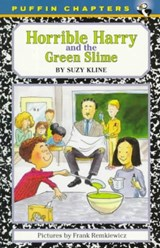 Horrible Harry and the Green Slime | Suzy Kline |