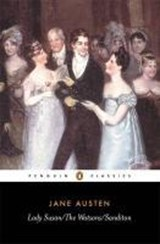 Lady susan/the watsons/sanditon | Jane Austen |