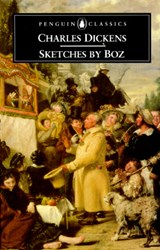 Sketches by Boz | Charles Dickens |