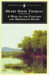 A Week on the Concord and Merrimack Rivers | Thoreau, Henry David ; Peck, H. Daniel |