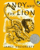 Andy and the Lion | James Daugherty |