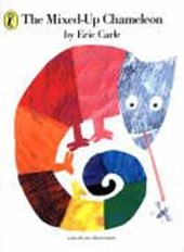 The Mixed-up Chameleon | Eric Carle |