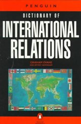 The Penguin Dictionary of International Relations | Graham Evans |