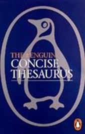 The Penguin Concise Thesaurus |  |