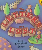 The Letters Are Lost! | Lisa Campbell Ernst |