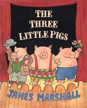 The Three Little Pigs | James Marshall |