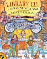 Library Lil | Suzanne Williams |