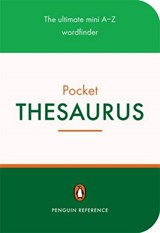 The Penguin Pocket Thesaurus | auteur onbekend |