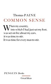 Common Sense | Thomas Paine |