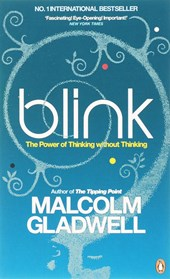 Blink | Malcolm Gladwell |