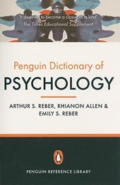 The Penguin Dictionary of Psychology | Arthur S. Reber |