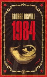 1984 (shepard fairey cover) | George Orwell |