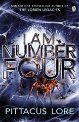 I am number four | Pittacus Lore |