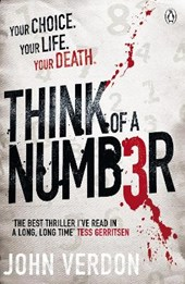 Think of a Number | John Verdon |