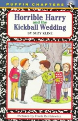 Horrible Harry and the Kickball Wedding | Suzy Kline |