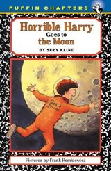 Horrible Harry Goes to the Moon | Suzy Kline |