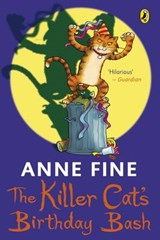 Killer Cat's Birthday Bash | Anne Fine |