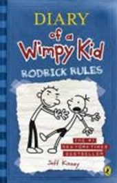 Diary of a wimpy kid (02): rodrick rules