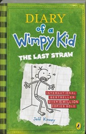 Diary of a wimpy kid (03): the last straw