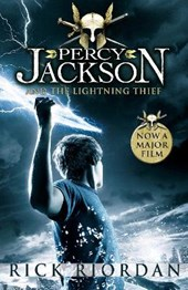 Percy jackson (01): percy jackson and the lightning thief (fti)