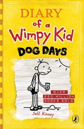 Diary of a wimpy kid (04): dog days
