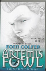 And the arctic incident | Eoin Colfer |