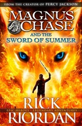 Magnus Chase and the Sword of Summer (Book 1) | Rick Riordan |