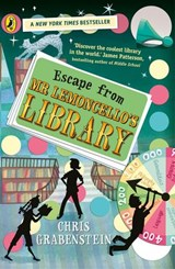 Escape from Mr Lemoncello's Library | Chris Grabenstein |