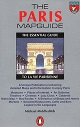 The Paris Mapguide | Michael Middleditch |