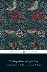 Penguin Book of English Song | Richard Stokes |