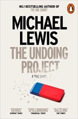 The Undoing Project | Michael Lewis |