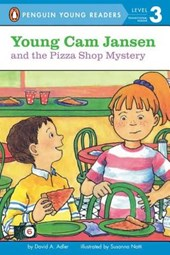 Young Cam Jansen and the Pizza Shop Mystery | David A. Adler |