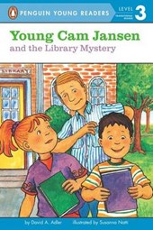 Young Cam Jansen and the Library Mystery | David A. Adler |